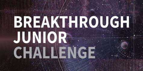 2018 Breakthrough Junior Challenge