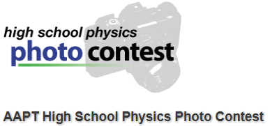 2018 AAPT High School Physics Photo Contest