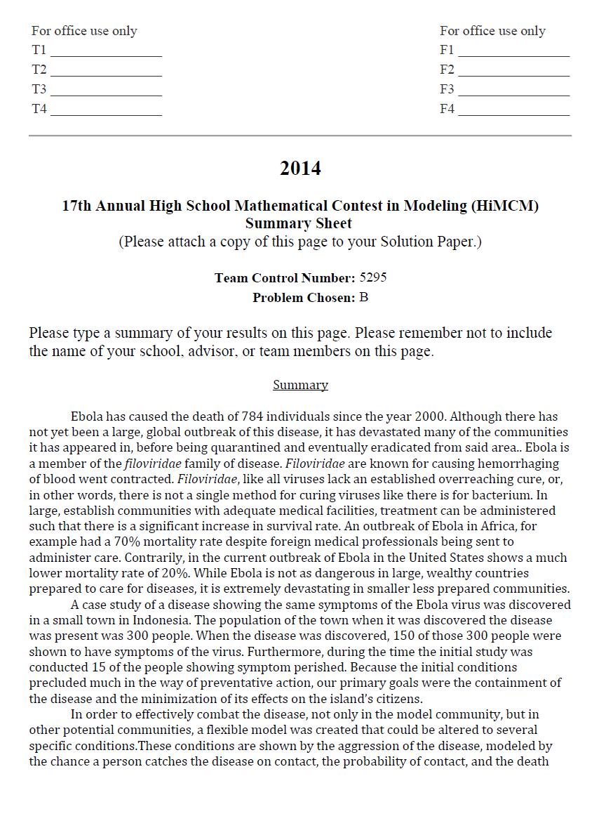 2014HIMCM数模竞赛B题论文5295