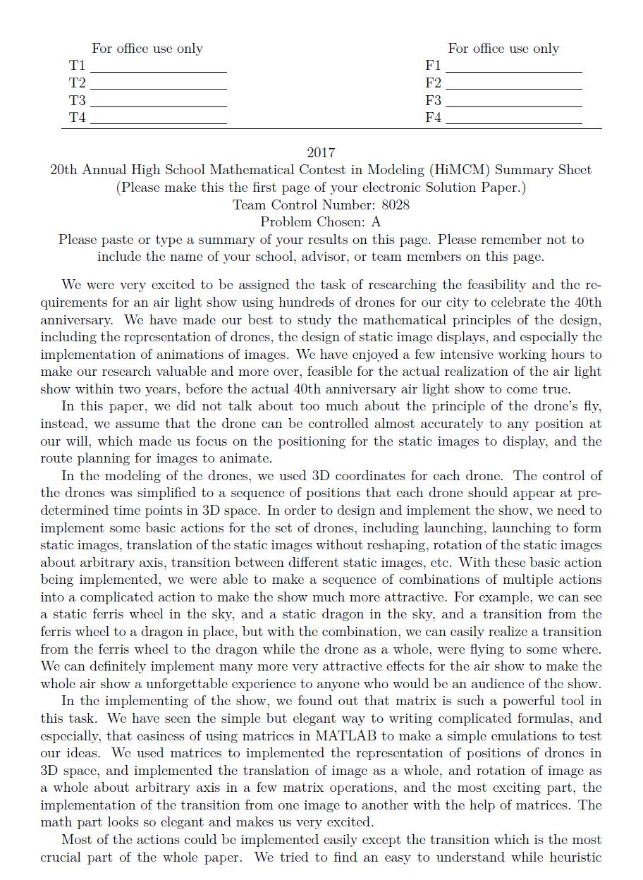 2017HIMCM数模竞赛A题论文8028