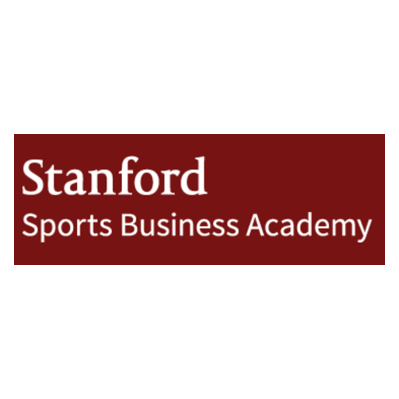 2018 Stanford Sports Business Academy