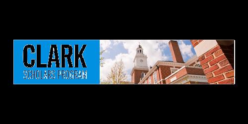 2020 Clark Scholars Program