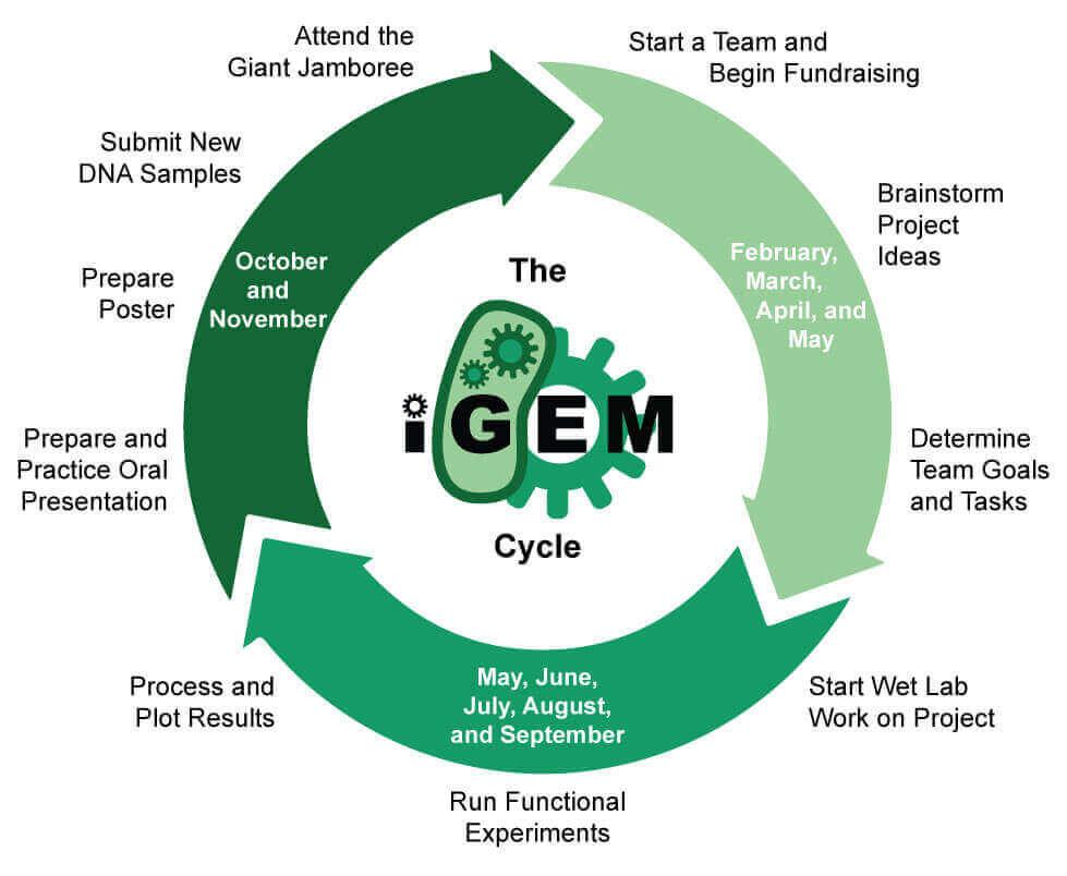 2018 iGEM国际遗传工程机器大赛
