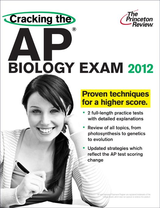 AP生物课本