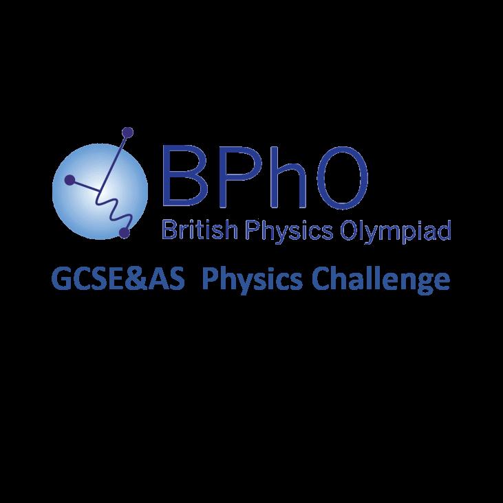 2019 英国物理挑战赛(GCSE & AS年级)