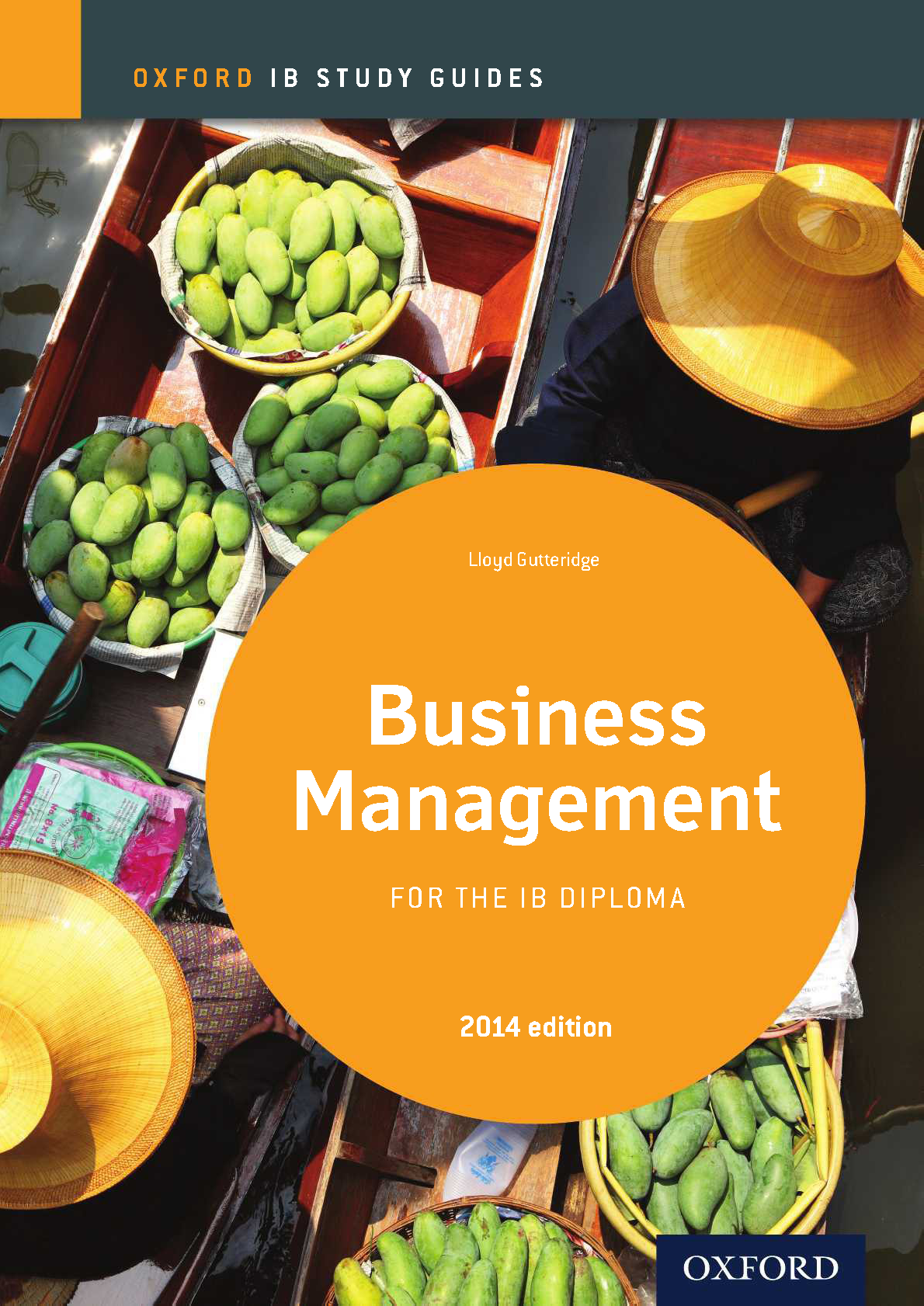 历年国际IB Business and Management课程教材课本