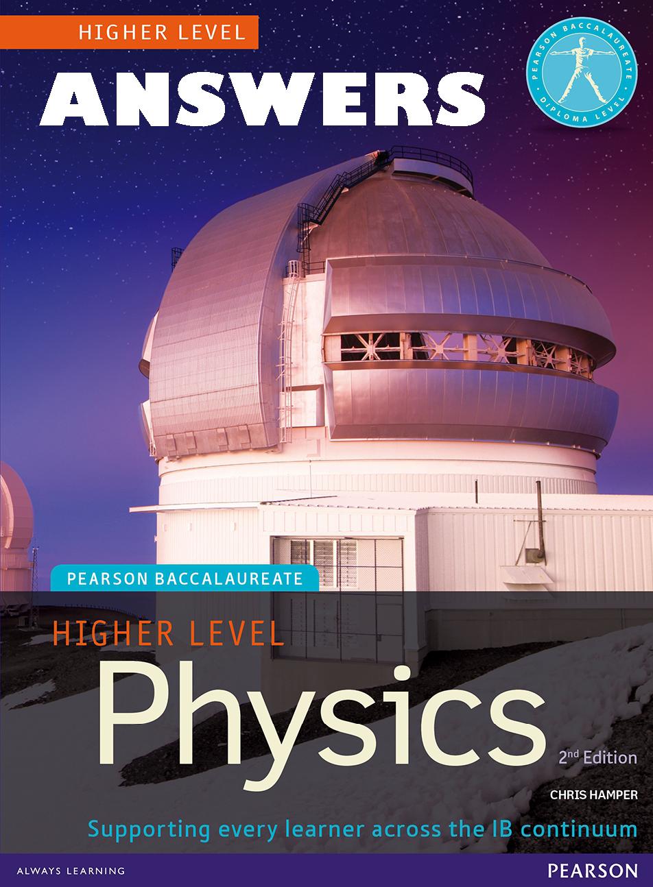 历年国际IB Physics课程教材课本