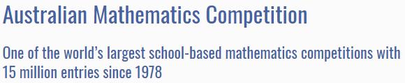 2018 Australian Mathematics Competition澳大利亚数学竞赛