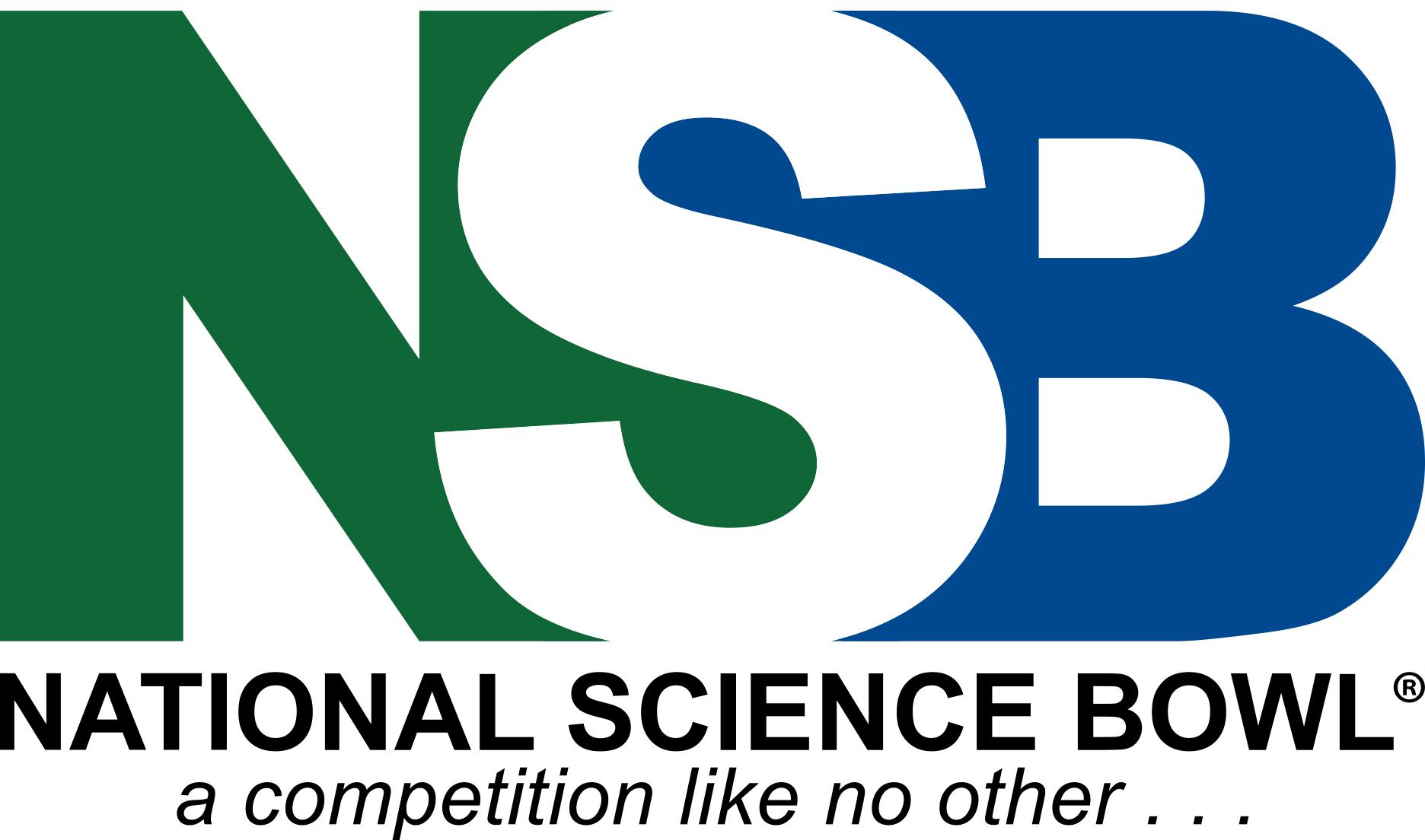 National Science Bowl全美科学碗