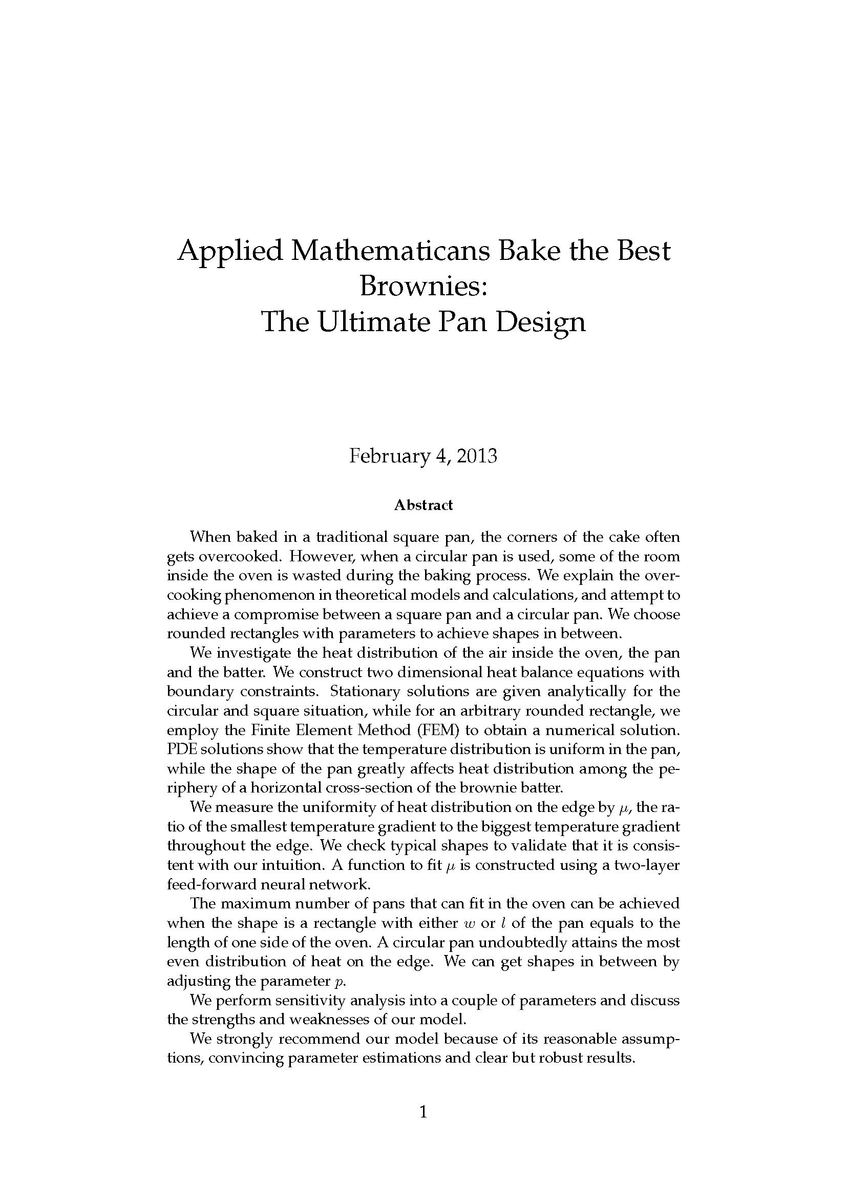 2013MCM数模竞赛A题论文20329