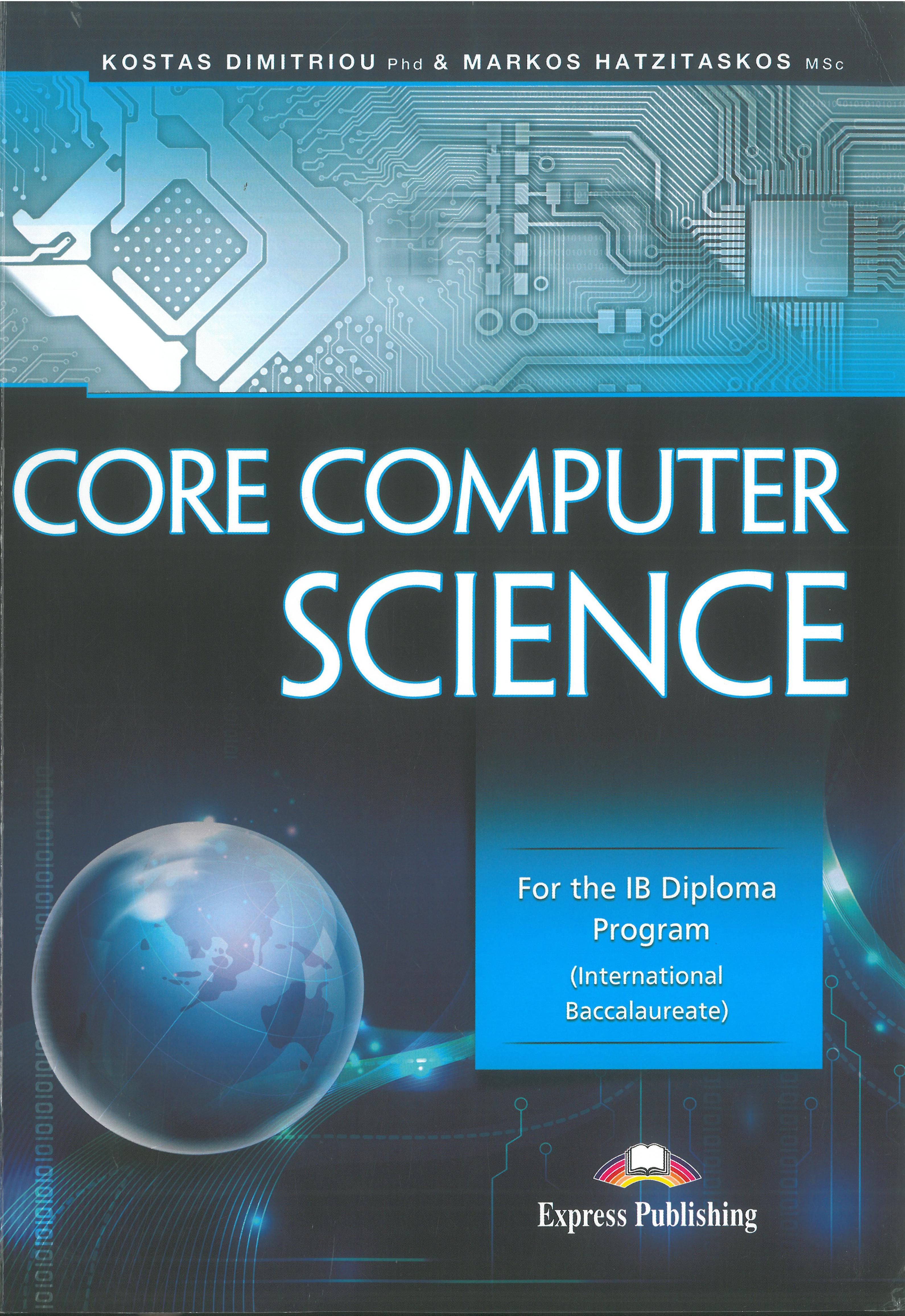 历年国际IB Computer Science课程教材课本
