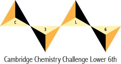 cambridge chemistry challenge c3l6 logo