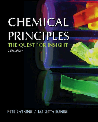 atkins chemical principles