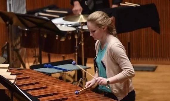 2019年第17届美国奥伯林音乐学院夏季打击乐课程