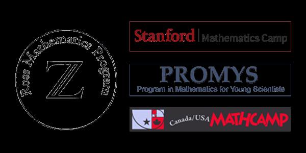 ross program,sumac,promys,mathcamp