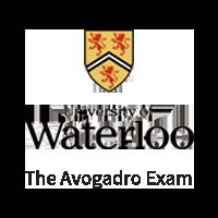 2020 The Avogadro Exam滑铁卢大学阿伏伽德罗化学竞赛