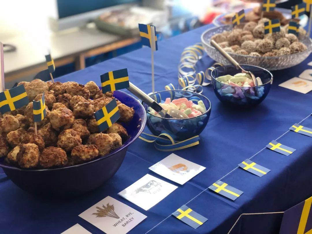 International Food Fair and Parade of Nations