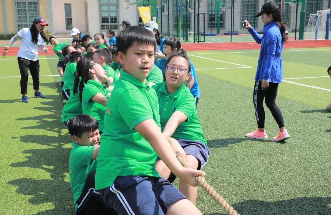 """少年强则国强,协和小将吹响运动""""集结号""""   SUIS Sports Day"""