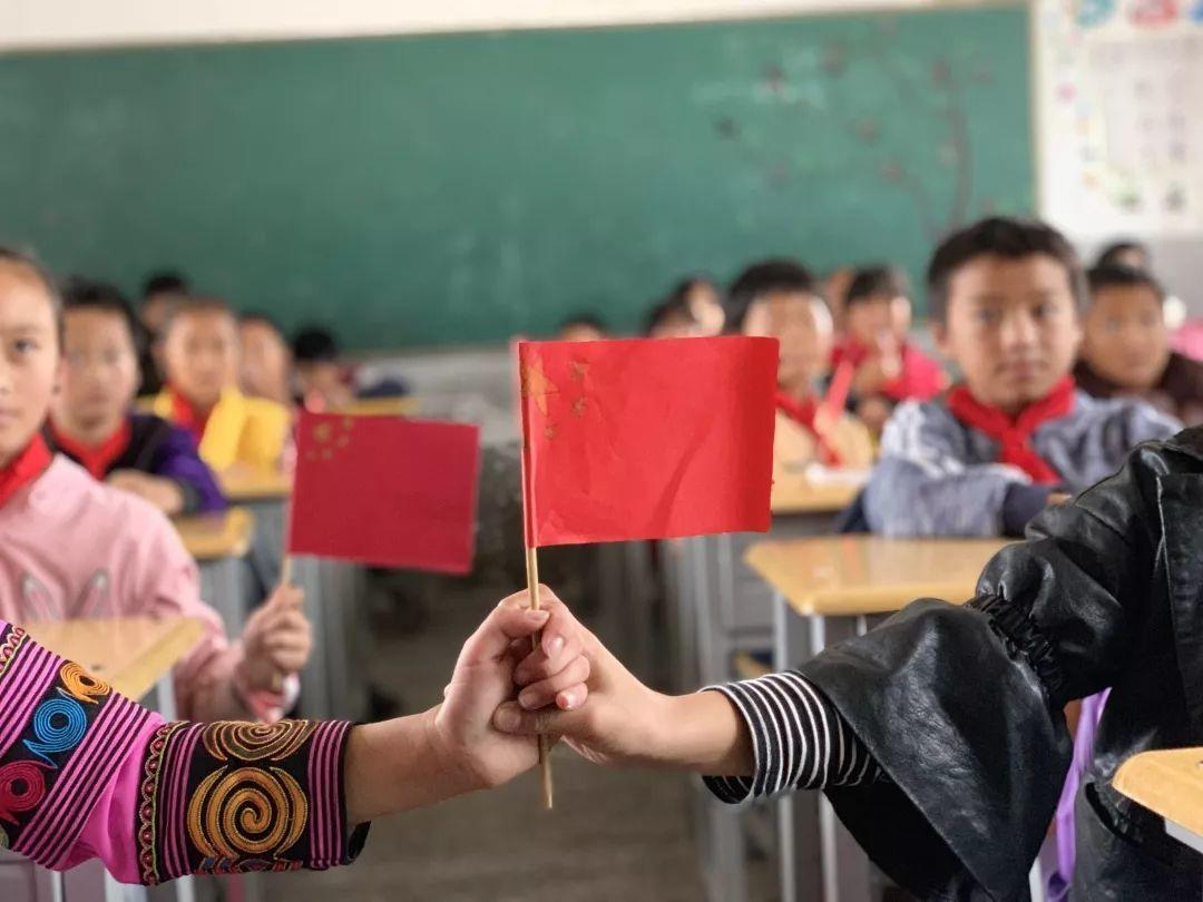 为爱守护,益行青春   记西南位育中学国际部2019学年元阳公益行助学活动 3