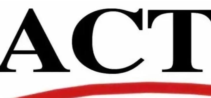 接受ACT拼分的120所美国大学名单一览