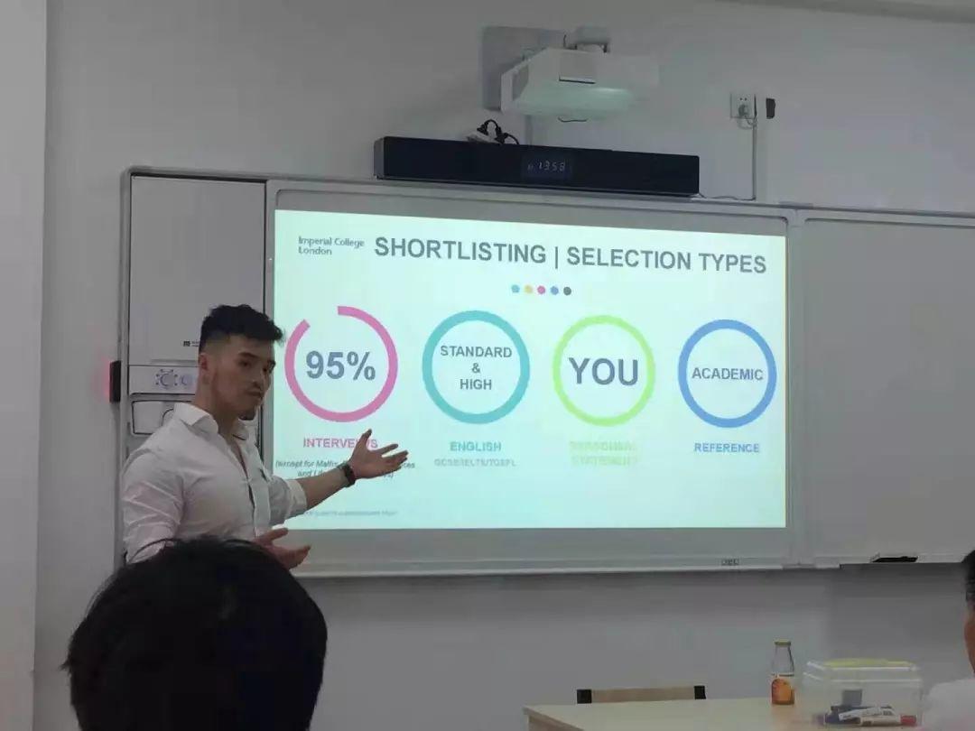 College Information Session @SHSID