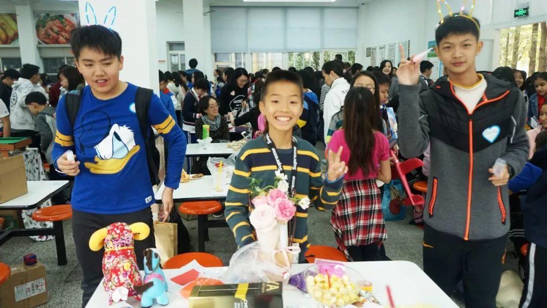 Middle School   Charity Fair