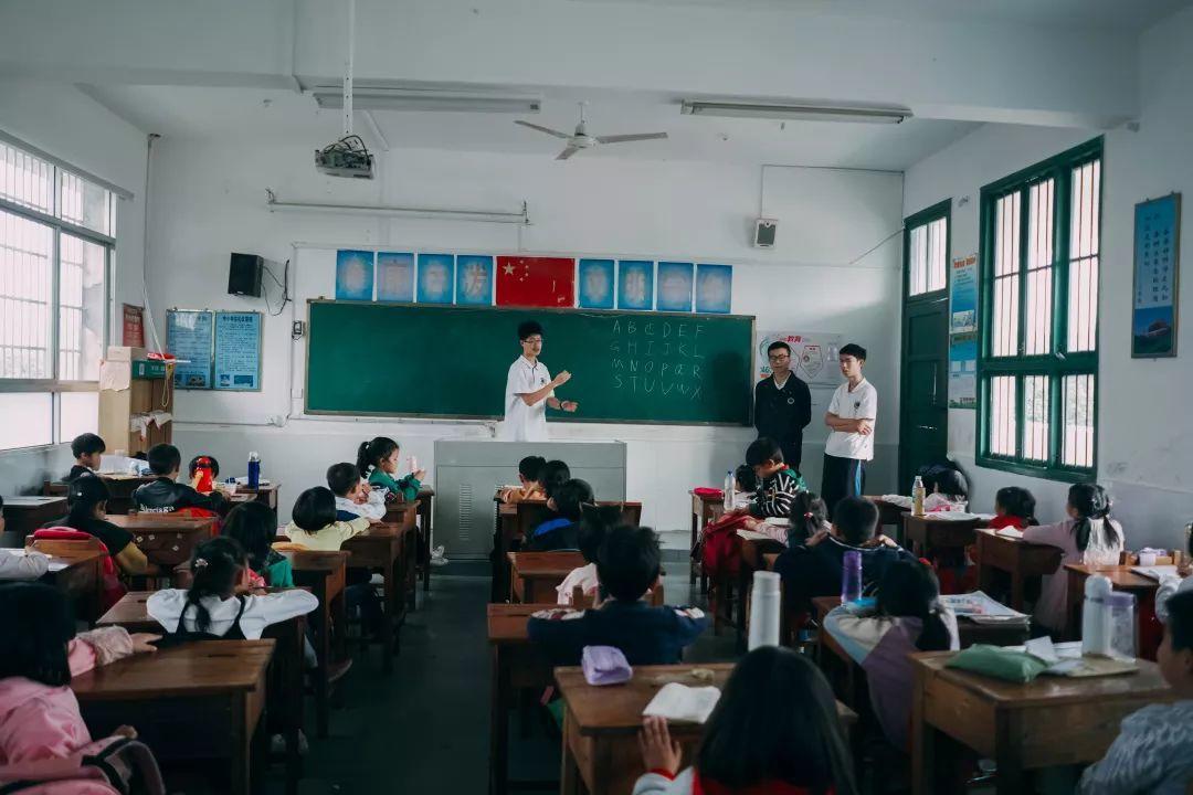 CAS|去浏阳,做小朋友们的小老师——记2019秋民办位育浏阳支教之行(一)