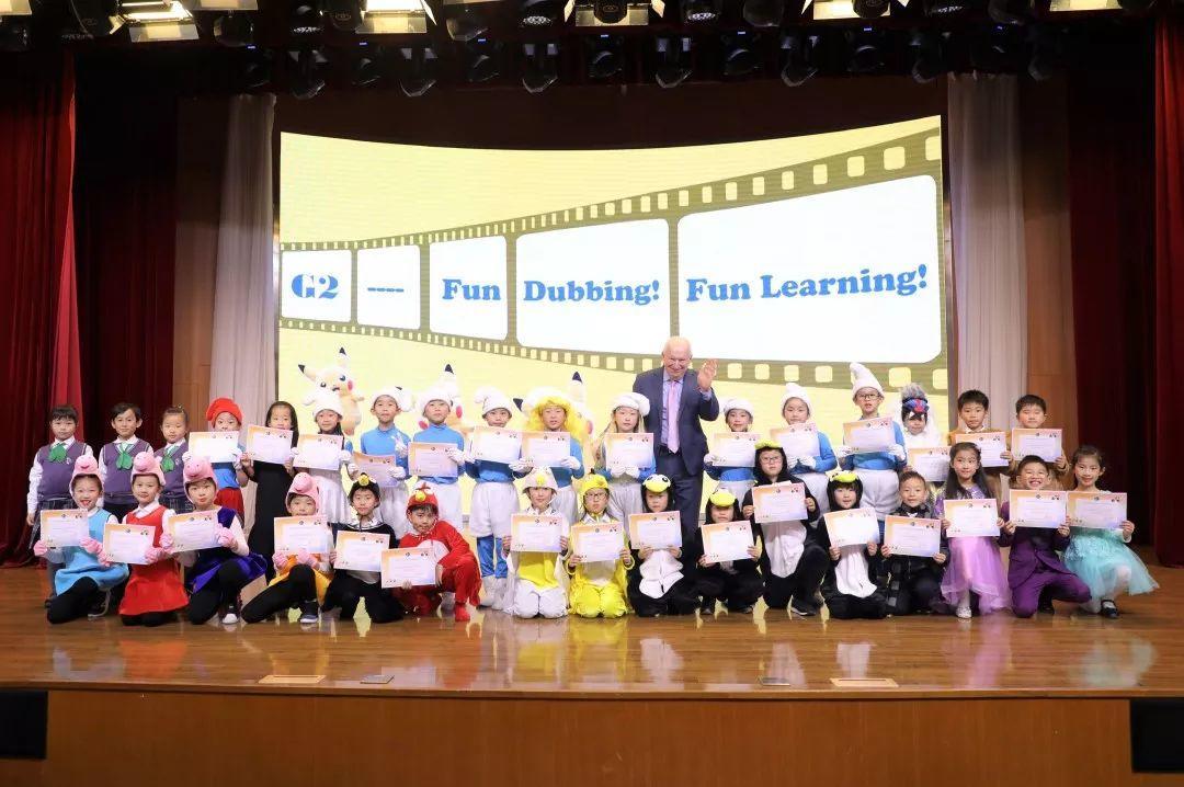 协和第十六届英语节圆满落幕,开启逐梦新旅程 | Word Fun, World Fun!