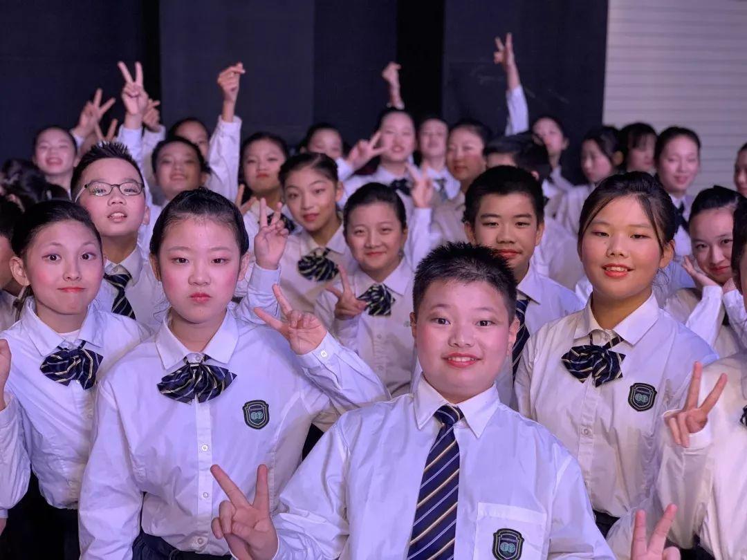 【喜报】我校合唱团获徐汇区学生庆祝中华人民共和国成立70周年合唱比赛一等奖