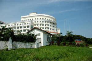 珠海国际学校外景