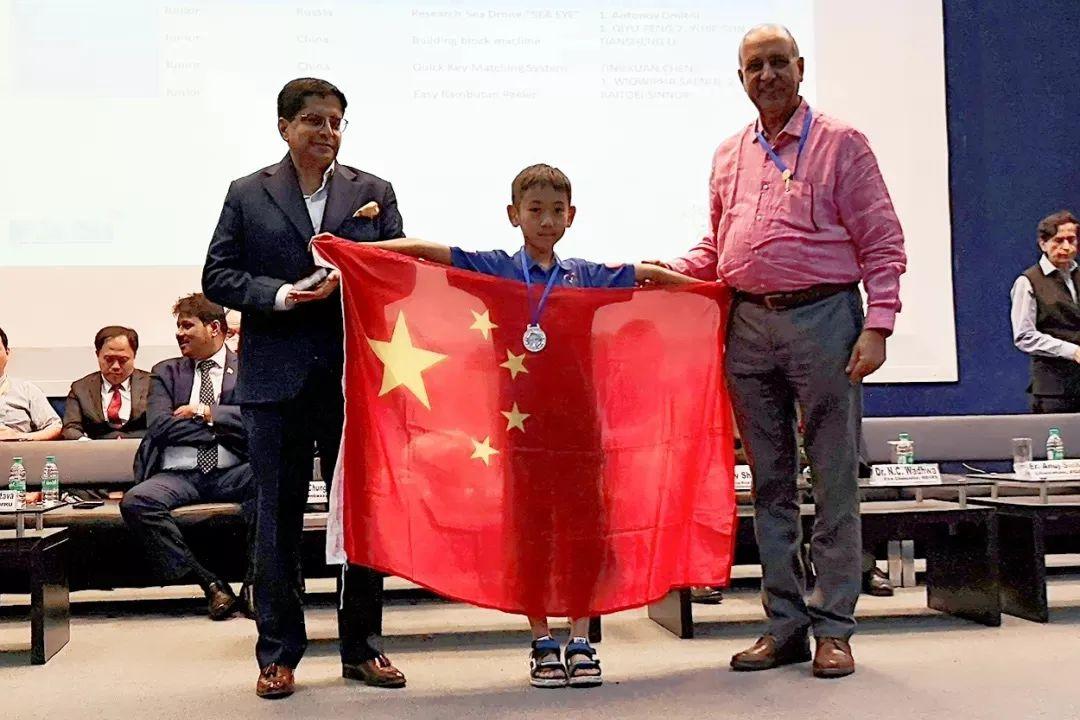 "IEYI2020 | 俄罗斯成为国际总展""火炬手"",号角吹响,中国区展评报名启动!"