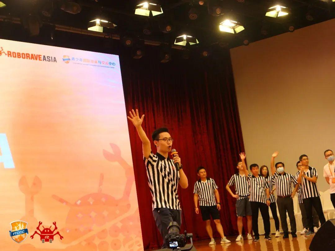 获奖名单   RoboRAVE 国际教育机器人大会亚洲分会圆满收官!