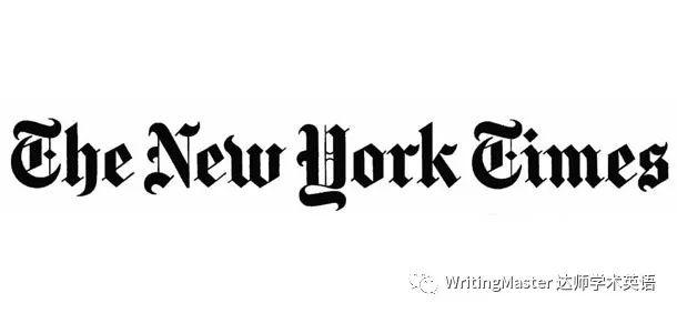 纽约时报个人叙事写作竞赛开始报名了!