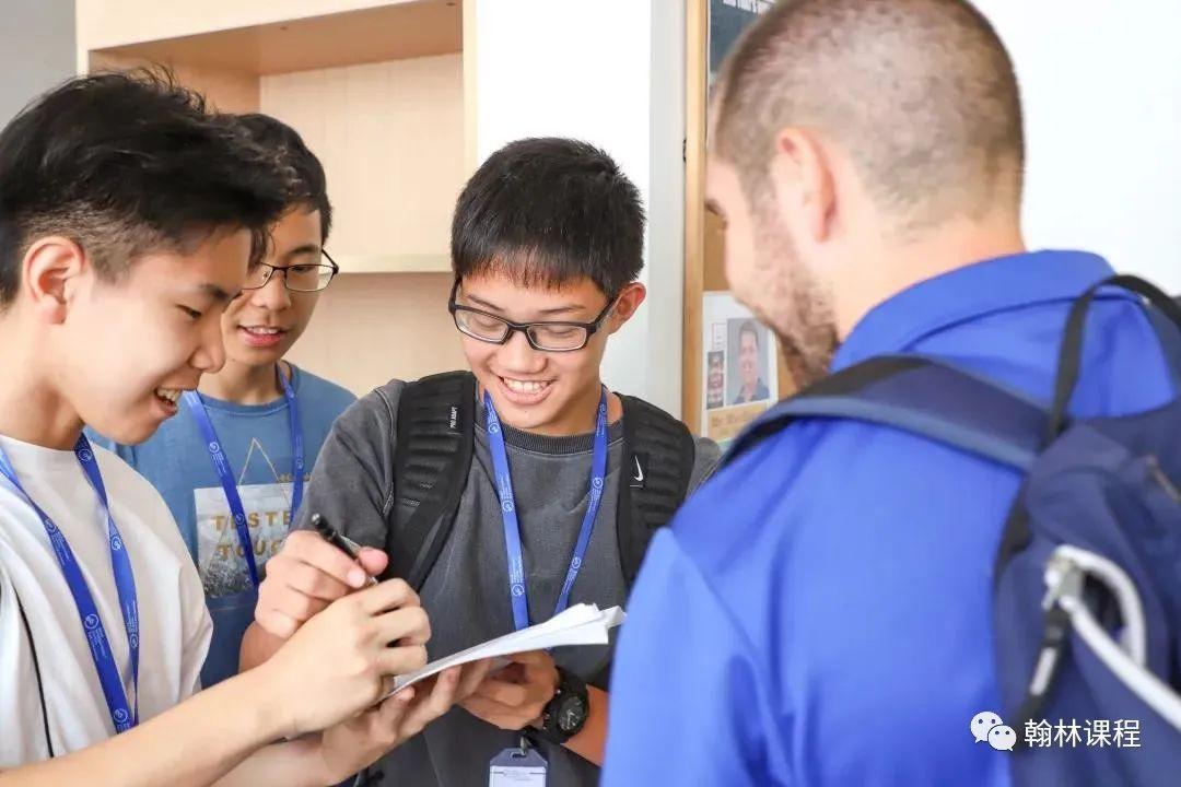 """今年早申到哈佛、麻省、斯坦福的三个学生,真是""""神""""一般的存在..."""