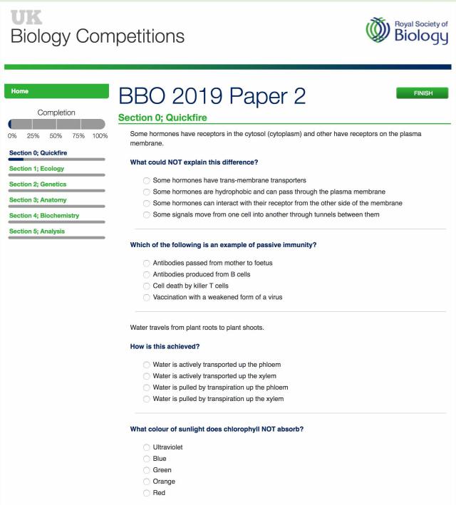 生物专业学子的福音!这些生物竞赛资料助你秒变学霸!