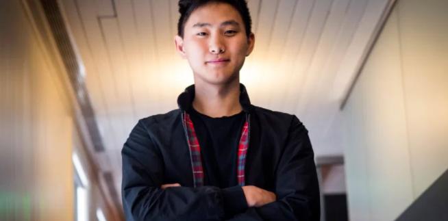 年少有为!19岁华裔男孩辍学MIT,5年创造市值73亿美元公司!