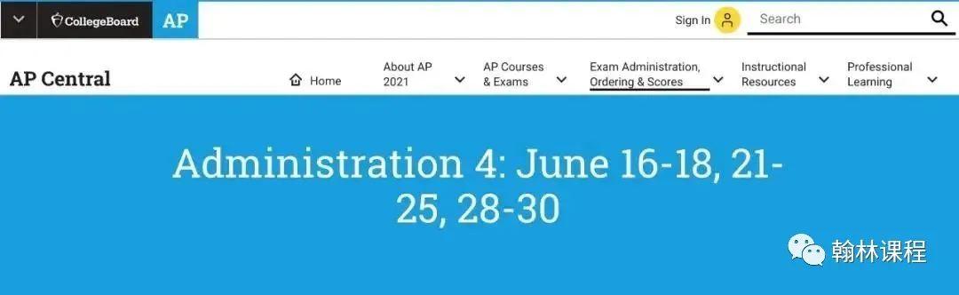 AP重磅消息!CB新增A4补考安排,就在6月中下旬!