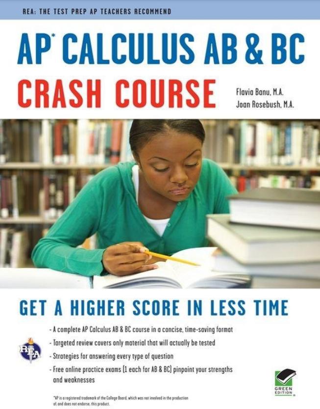 参考人数超多的AP微积分你了解多少?福利大礼包来了!