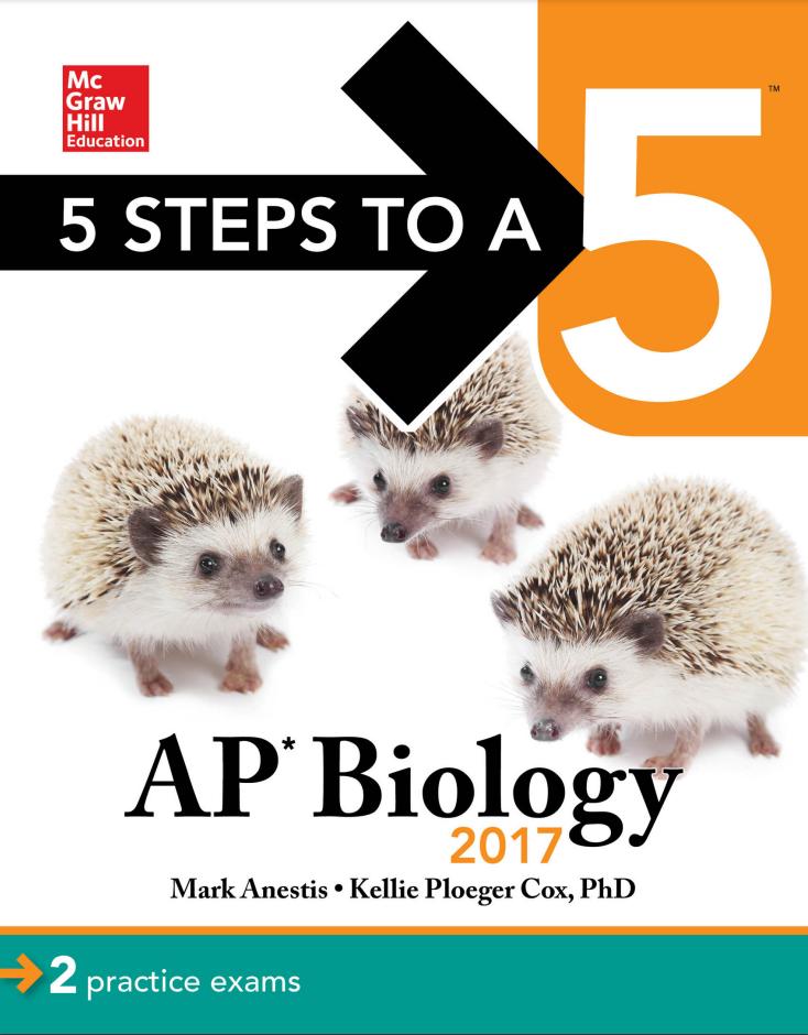 五分率常年垫底的AP生物到底有多难?