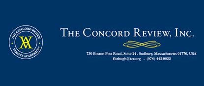 The Concord Review 历史论文竞赛