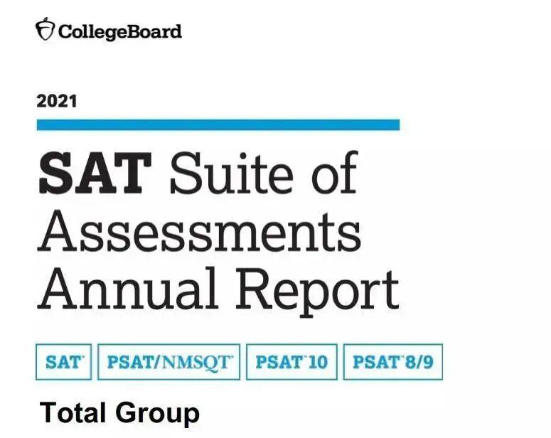 SAT1400+仅排前30%?看完《2021SAT年度报告》,我做噩梦了!
