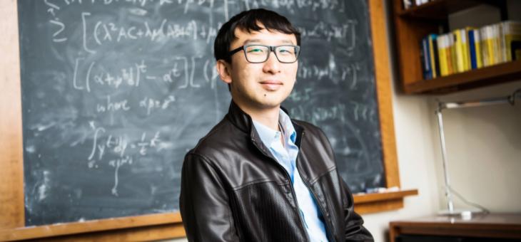 MIT华人博士带队攻破70年难题,登顶四大数学顶刊,原来他的背后离不开…